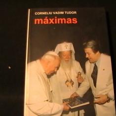 MAXIMAS- CORNELIU VADIM TUDOR-IN SPANIOLA-