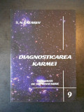S. N. LAZAREV - DIAGNOSTICAREA KARMEI * INDRUMAR DE SUPRAVIETUIRE
