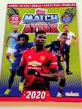 "Anuar 2020 - Album fotbal ""MATCH ATTAX"""