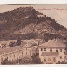 bnk cp Piatra Neamt - Vedere spre Muntele Cozla - necirculata