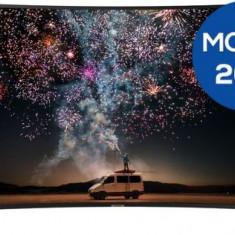 Televizor LED Samsung 139 cm (55inch) UE55RU7372, Ultra HD 4K, Ecran Curbat, Smart TV, WiFi, Ci+