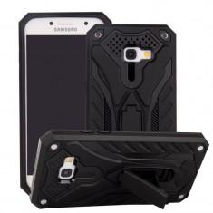 Husa SAMSUNG Galaxy S7 Edge - Forcell Phantom (Negru)
