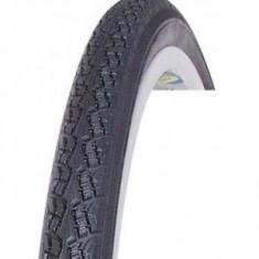 Anvelopa Vee Rubber 28 X 1 3/8 X 1 5/8 VRB 118 BK , culoare neagra cu albPB Cod:VRB-118-28/1.3/8