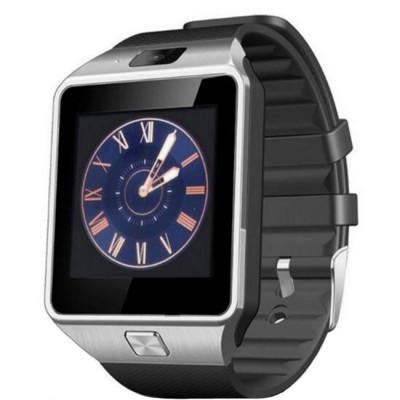 Ceas Smartwatch iUni DZ09, BT, Camera 1.3MP, 1.54 Inch, Argintiu foto