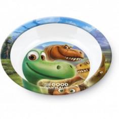 Farfurie adanca melamina Bunul Dinozaur Lulabi