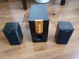 Sistem audio 2.1(Subwoofer + 2 boxe) CJC 61D