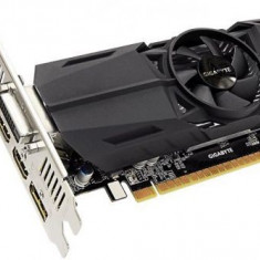 Placa Video GIGABYTE GeForce GTX 1050 Ti OC Low Profile, 4GB, GDDR5, 128 bit
