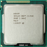 Procesor INTEL Quad i5 2500 3.30Ghz ,Sandy Bridge, sk 1155,Cooler, pasta termo, Intel Core i5, 4