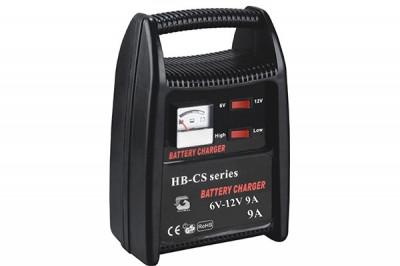 Redresor Incarcator Auto Baterii cu Plumb 6V-12V 9A 230V 108W cu Protectie foto
