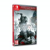 Assassin's Creed III: Remastered (Nintendo Switch) eShop Key