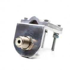 Aproape nou: Suport PNI P-1 din aluminiu pentru montaj antena pe oglinda sau bara m