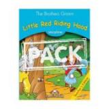 Literatura adaptata pentru copii Little Red Riding Hood cu Multi-ROM - Jenny Dooley