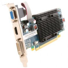 Placa video PC second hand HD5450 512MB 64bit DDR3 PCI-E HDMI DVI VGA Silent
