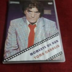 FILM DVD TOMA CARAGIU MOMENTE DE AUR