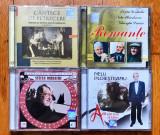 Stefan Iordache, Gheorghe Dinica & Nelu Ploiesteanu (set 4 CD)