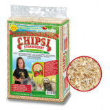 Chipsi Strawberry 60L Asternut igienic capsuni