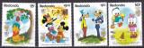 Redonda 1989 Disney Twain serie MNH, Nestampilat