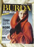 Revista/catalog moda Burda INTERNATIONAL/croitorie cu Supliment tipare,T.GRATUIT