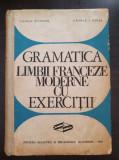 GRAMATICA LIMBII FRANCEZE MODERNE CU EXERCITII - Pisoschi, Ghidu