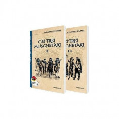 Cei trei mușchetari (2 vol.)