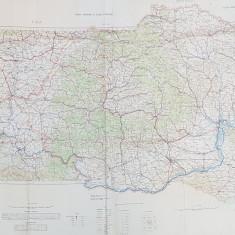 Harta Romania Mare, 1939