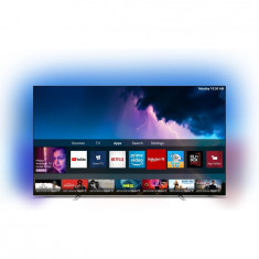 Televizor OLED Philips 55OLED754/12, 139 cm, Smart TV 4K Ultra HD, Ambilight