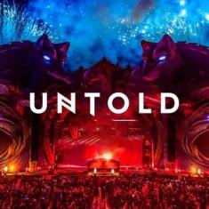 Vand bilet Untold 4 zile - For sale Untold ticket 4 Days pass