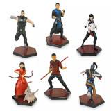 Figurine Shang-Chi - Legenda celor zece inele, Disney