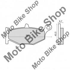 MBS Placute frana sinter Suzuki GSR 600 spate, Cod Produs: 225103063RM