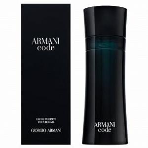 Armani (Giorgio Armani) Code Eau de Toilette pentru bărbați 200 ml