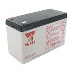 Acumulator plumb acid Yuasa, 12 V, 7 Ah, Sub 40