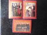 Serie timbre pictura stampilate Polonia timbre arta timbre picturi
