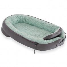 Cuib pentru bebelusi Circles Mint