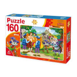 Cumpara ieftin Puzzle 160 piese Animale