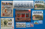 NEW-ZEALAND= -Lot   6Colite+ Diverse- MNH lux