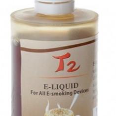 Lichid tigara electronica, T2 aroma CAFEA, 8MG, 100ML e-liquid