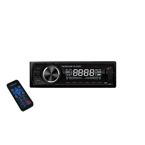 Radio MP3 player auto 4 x 50W SD AUX