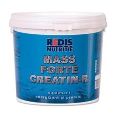 Mass Forte Creatin R Redis 400gr Cod: 5241