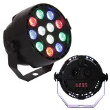 Mini led par portabil rgb+w 12x1w
