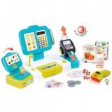 Cumpara ieftin Jucarie Copii Play Smoby Casa de marcat Cash Register cu accesorii - Blue