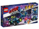 LEGO Movie 2, Masina de teren rextrema a lui Rex! 70826