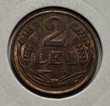 2 Lei 1947 Romania, a UNC
