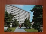 Ploiesti - Palatul Administrativ - circulata 1976, Fotografie