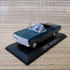 Macheta Opel Rekord A Cabrio (1964) 1:43 De Agostini