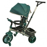 Tricicleta Baby Mix Tour Trike cu sezut reversibil Green
