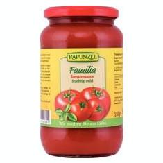 Sos Tomate Bio Familia Rapunzel 550gr Cod: 1300195