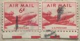 SUA DC-4 Skymaster, Aviatie, Stampilat