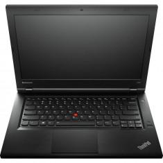 Laptop Lenovo Refurbished ThinkPad L440 14 inch HD Intel Core i5-4210M 4GB DDR3 500GB HDD Windows 10 Home Black