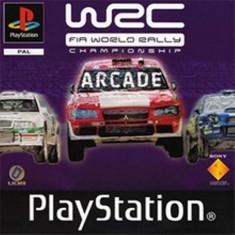 Joc PS1 Wrc Arcade