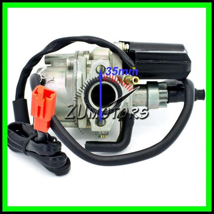 Carburator scuter PEUGEOT Speedfight 3 50 49cc - 80 cc 2T